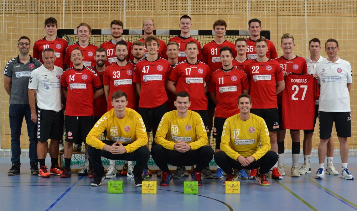 ÖHB CUP WAT15 vs Korneuburg